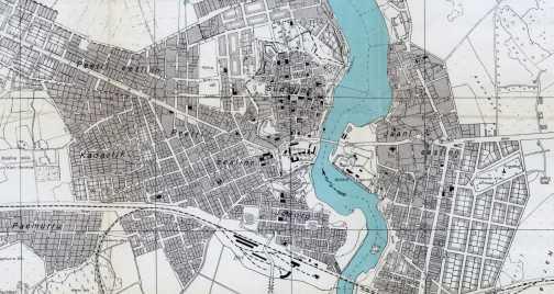 city-plan-of-narwa-estonia